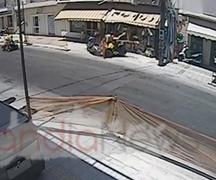 Ηράκλειο: Έχασε τον έλεγχο της γουρούνας που οδηγούσε και δείτε τι έπαθε - Ο... καταραμένος δρόμος στα Μάλια (Φωτό και βίντεο)!