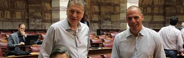 Βουλή LIVE: Η Ζωή μίλησε - Περιμένουν να μιλήσει και ο Βαρουφάκης