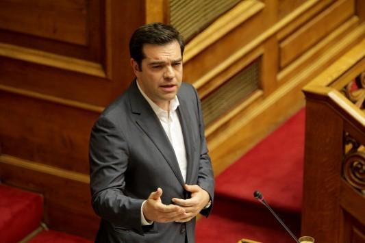Τσίπρας στη Βουλή: `Κάναμε λάθη αλλά αισθάνομαι περήφανος για τον αγώνα που δώσαμε - Δε θα τους κάνουμε τη χάρη να γίνουμε παρένθεση`