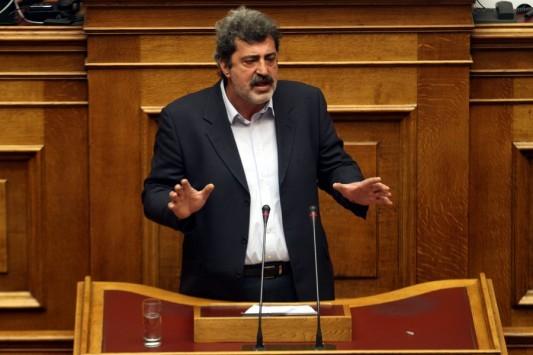 Νέα κυβέρνηση - Παύλος Πολάκης: Με... μαντινάδα από τα Σφακιά στην κυβέρνηση