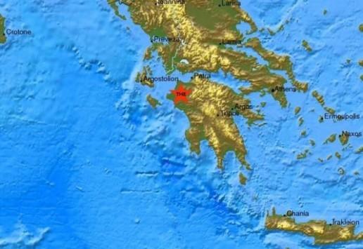 Απογευματινός σεισμός στην Πάτρα