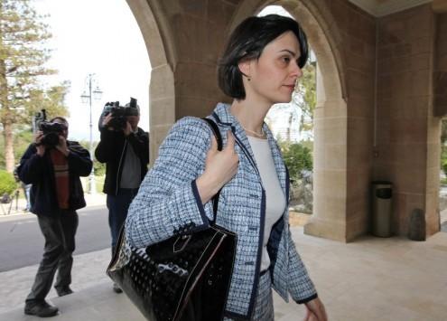 Η Ντέλια Βελκουλέσκου νέα επικεφαλής του ΔΝΤ στην Αθήνα