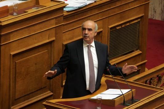 Νέα Δημοκρατία: Μένει πρόεδρος ο Μεϊμαράκης - Εκλογές στο κόμμα μέχρι την άνοιξη του 2016