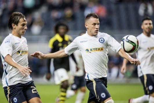 """Europa League: Πετούσε """"φωτιές""""! Ατρόμητη... τριάρα μέσα στη Στοκχόλμη"""
