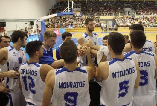 Eurobasket: Θρίαμβος της Εθνικής! Στα ημιτελικά με απίστευτο Χαραλαμπόπουλο