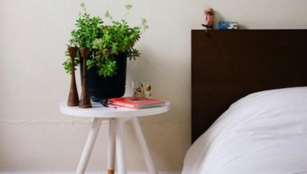 Μία μικρή γλάστρα μέσα στην κρεβατοκάμαρα, μπορεί να βελτιώσει τον ύπνο μας...