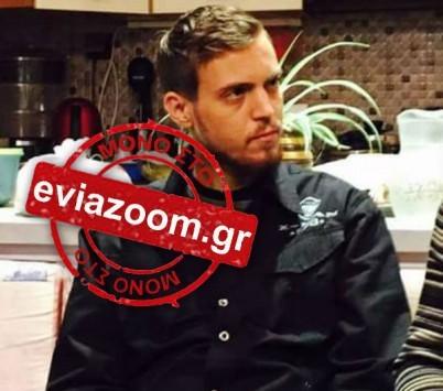 Εύβοια: Σπαραγμός στο facebook για τον 24χρονο Βασίλη - Ο θάνατός του βύθισε στο πένθος την Ερέτρια (Φωτό)!