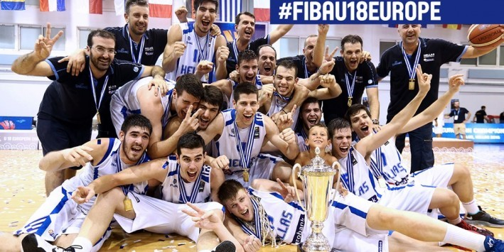 "Eurobasket U18: ""Κάρφωσε"" χρυσάφι η Ελλαδάρα! Πρωταθλήτρια Ευρώπης! (VIDEO)"