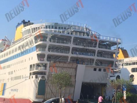 Κως: Αυτό είναι πλωτό ξενοδοχείο που θα φιλοξενήσει 2.500 πρόσφυγες