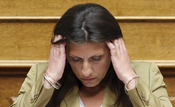 Βουλή Live: Υπερψηφίστηκε το Μνημόνιο - Η Ζωή Κωνσταντοπούλου δεν ήθελε να δεχτεί το αποτέλεσμα - Νέο σόου και καυγάς με Μητρόπουλο