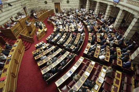 Βουλή Live: Υπερψηφίστηκε το Μνημόνιο - Μόλις 116 οι βουλευτές του ΣΥΡΙΖΑ που ψήφισαν ναι - 32 τα όχι από τον ΣΥΡΙΖΑ