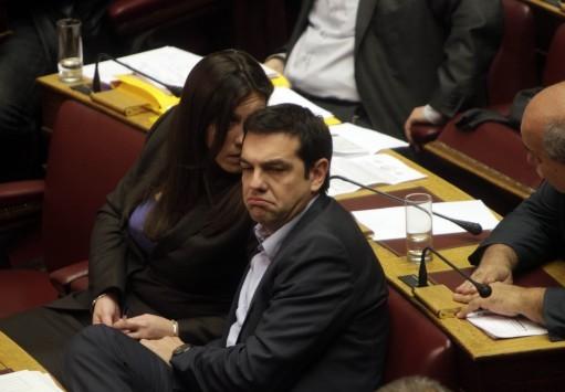 Εκτός ψηφοδελτίων ΣΥΡΙΖΑ η Ζωή Κωνσταντοπούλου