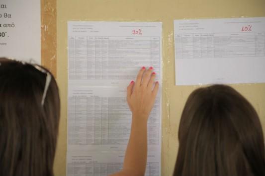 Βάσεις 2015: Αυτές είναι οι σχολές που σημειώνουν κατακόρυφη πτώση