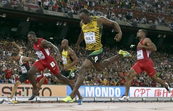 Παγκόσμιο πρωτάθλημα στίβου: `Άνεμος` ο Μπολτ με 9,79!