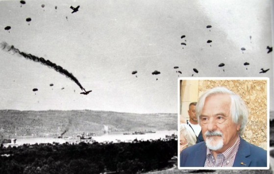 Παραπέμπεται σε δίκη Γερμανός καθηγητής ιστορίας για τη Μάχη της Κρήτης!