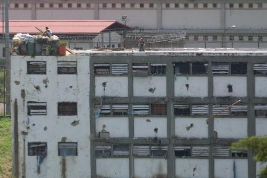 Βενεζουέλα: 17 νεκροί από φωτιά σε φυλακή