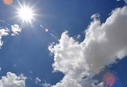 Καιρός (03/09): Παραμένουν οι υψηλές θερμοκρασίες