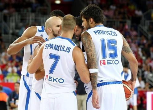 Eurobasket 2015: Ελλαδάρα από ατσάλι! Ανατροπή από τα παλιά και τέζα η Κροατία