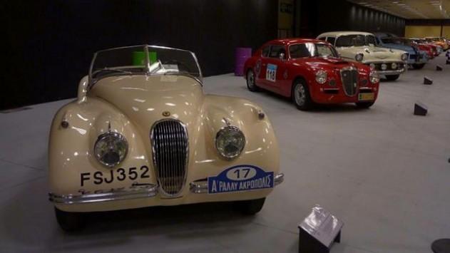 To Ελληνικό Μουσείο Αυτοκινήτου στη ΔΕΘ