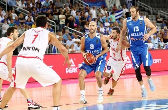 Eurobasket 2015: Διπρόσωπη προπόνηση! Νίκησε και τη Γεωργία η Εθνική