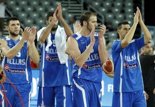 Ισπανία - Ελλάδα - 73-71 ΤΕΛΙΚΟ: Αποκλείστηκε η Ελλάδα!