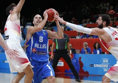 Ισπανία-Ελλάδα, Eurobasket 2015: Κρίμα... Μπορούσε να μας σηκώσει ψηλά