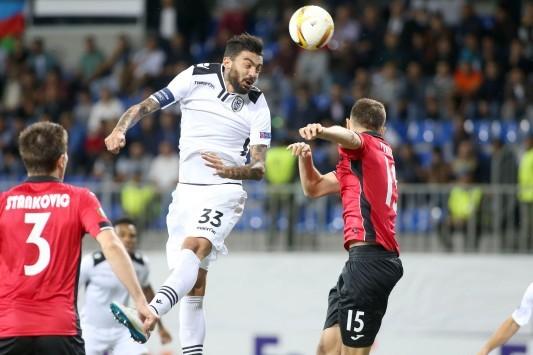 Europa League: Μοιράστηκαν βαθμούς και εντυπώσεις ΠΑΟΚ και Γκαμπάλα