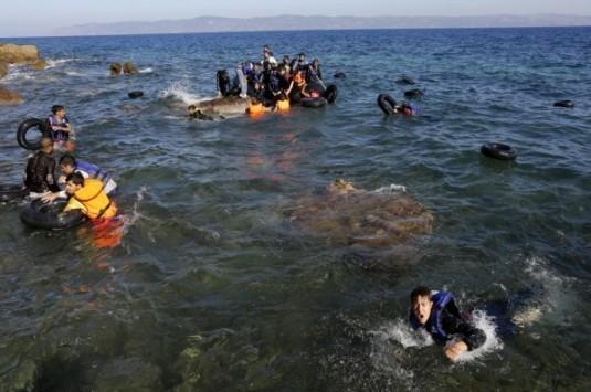 Νέο ναυάγιο στη Μυτιλήνη! Αγνούνται δύο πρόσφυγες - Μεγάλη επιχείρηση του Λιμενικού