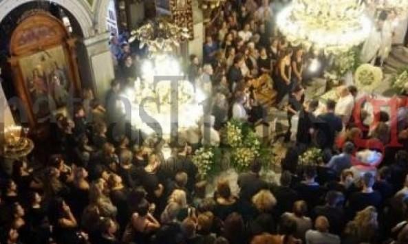 Θρήνος στις κηδείες των φοιτητών στην Πάτρα