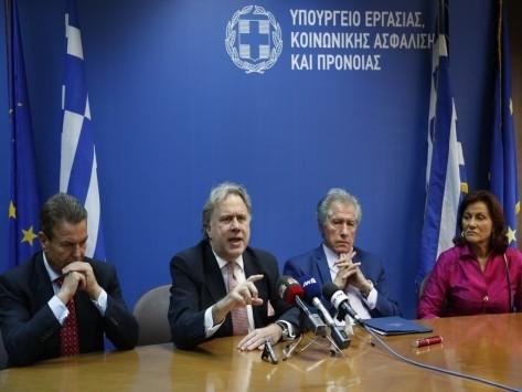 Νέα κυβέρνηση - Κατρούγκαλος: Να κάνουμε σε 1 μήνα όσα δεν έγιναν 40 χρόνια