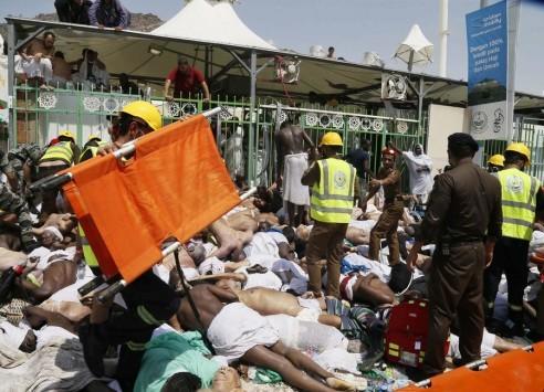 Θρήνος στη Μέκκα: Πάνω από 700 πιστοί ποδοπατήθηκαν μέχρι θανάτου