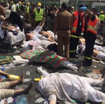 Νέα τραγωδία στη Μέκκα! Ποδοπατήθηκαν πιστοί, εκατοντάδες νεκροί και τραυματίες
