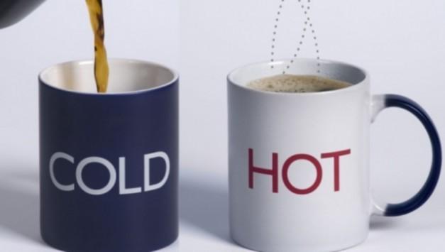 Ζεστό ή κρύο; Τι είναι καλύτερο να πίνετε για τον πονόλαιμο - Τι ισχύει για το καθένα