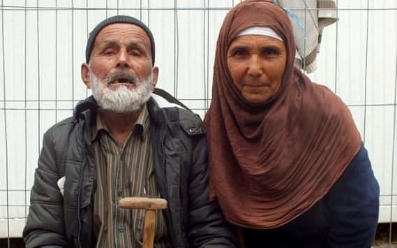 Απίστευτη ιστορία πρόσφυγα 110 ετών! Τον κουβαλούσαν στην πλάτη για ένα μήνα