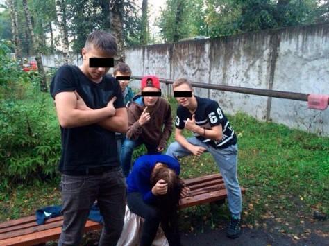ΣΚΛΗΡΕΣ ΕΙΚΟΝΕΣ! Βίαζαν 14χρονη συμμαθήτριά τους για ώρες - Ανέβασαν χυδαίες φωτογραφίες στο διαδίκτυο