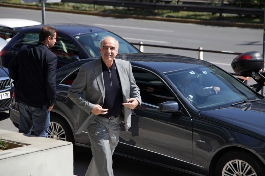 Νέα Δημοκρατία: Στις 18:30 ανακοινώνει την υποψηφιότητά του ο Βαγγέλης Μεϊμαράκης