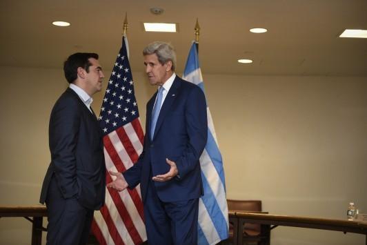 Κέρι σε Τσίπρα: Κάντε την Ελλάδα ενεργειακό κόμβο