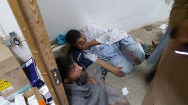 `Σκότωσαν` τους Γιατρούς Χωρίς Σύνορα! Βομβάρδισαν νοσοκομείο στο Αφγανιστάν – Συγκλονιστικές εικόνες