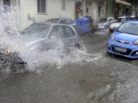 Καιρός: Νέο κύμα κακοκαιρίας με ισχυρές καταιγίδες! Αναλυτική πρόγνωση για την Τετάρτη