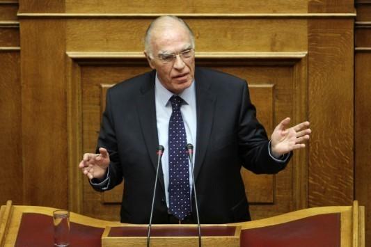 Βασίλης Λεβέντης: Αποκάλυψε ποιο γραφείο θέλει στη Βουλή!