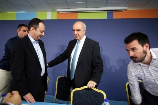 Ραγδαίες εξελίξεις στη Ν.Δ. - Συγκαλεί ΚΟ ο Μεϊμαράκης - Έβρισε μ@λ@κ@ τον Παπαμιμίκο - Οι αποφάσεις για τις εκλογές