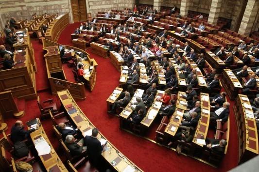 LIVE - Βουλή: Αρχίζει η ονομαστική ψηφοφορία για τα άρθρα του πολυνομοσχεδίου