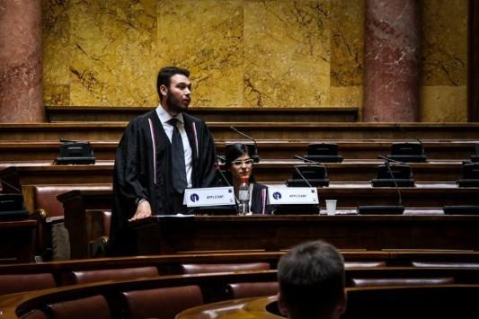 Σάρωσε η Νομική! Έλληνας ο καλύτερος αγορευτής στον κόσμο!