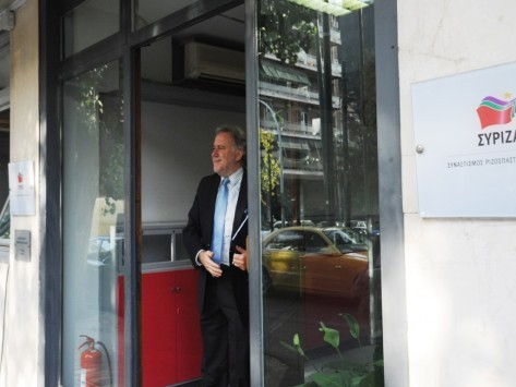 Βασική σύνταξη 384 ευρώ πρότεινε ο Κατρούγκαλος στο ΣΥΡΙΖΑ