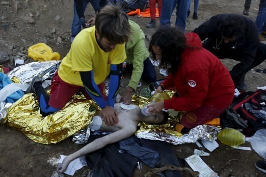 Θάλασσα νεκρών το Αιγαίο! Συνταρακτική μαρτυρία: Οι άνεμοι θα βγάζουν πνιγμένους πρόσφυγες - 5 παιδιά στα αζήτητα