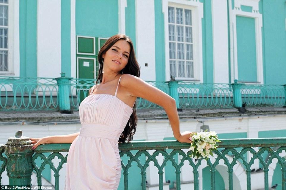 Η Yulia Buleyeva