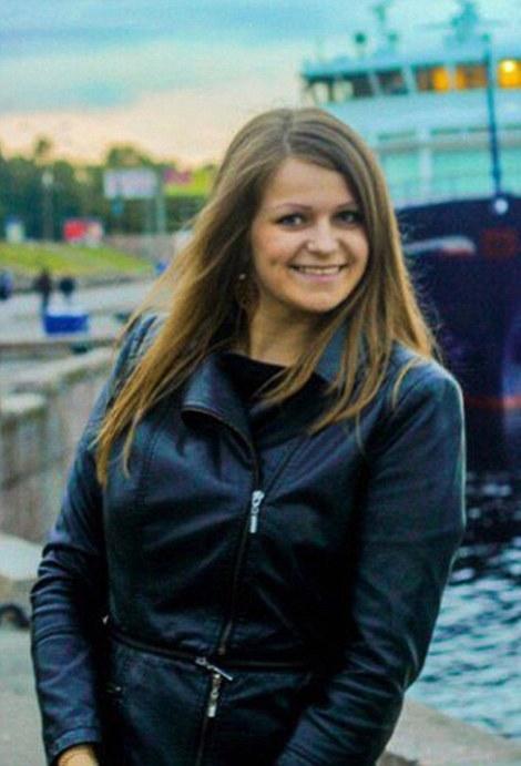 Η Valeria Bogdanova