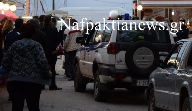 Ναύπακτος: Χαμός σε παζάρι με επίθεση σε ελεγκτές του ΙΚΑ για ανασφάλιστη εργασία (Φωτό)!