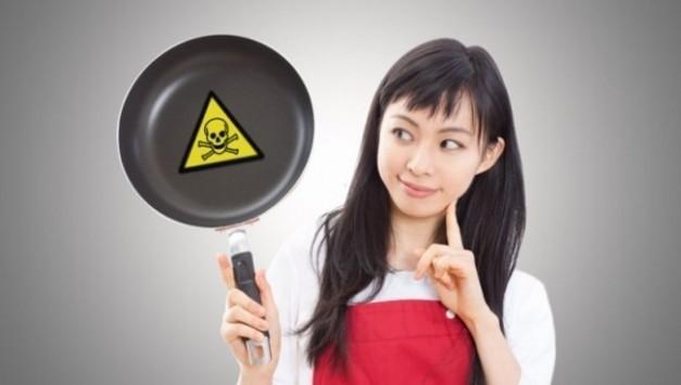 Προσοχή στα τηγάνια που φέρουν αυτή την ένδειξη - Ποια είναι και τι να κάνετε