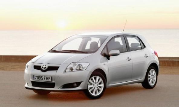 Ανάκληση για 34.339 «ελληνικά» Toyota